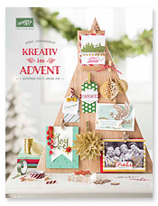 Stampin' Up! Herbst-/ Winterkatalog 2015