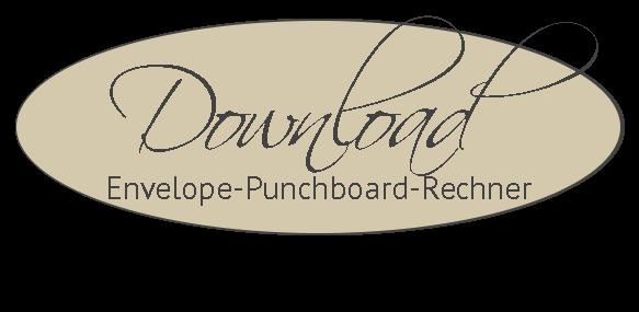 Download Envelope-Punch-Board Rechner für Umschläge und Schachteln